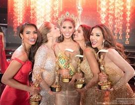 Hoa hậu Hòa bình Quốc tế 2017 sẽ được tổ chức tại Việt Nam
