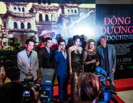 """Ngôi sao phim """"Đông Dương"""" gặp gỡ các nhà làm phim và khán giả Việt Nam"""