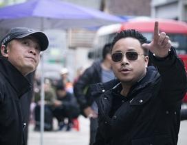 Victor Vũ âm thầm lên xứ lạnh làm phim cùng Vincent Wang