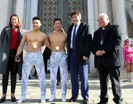 Nghệ sĩ Quốc Cơ tự hào khi phá vỡ kỷ lục Guinness thế giới