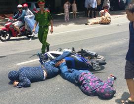 Hai thanh niên vi phạm tốc độ tông gục CSGT chỉ bị phạt hành chính