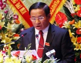 Ông Lê Đình Sơn được bầu giữ chức Bí thư Tỉnh ủy Hà Tĩnh