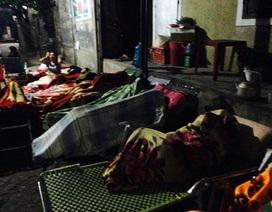 Tiểu thương ngủ vạ vật suốt đêm... canh chợ