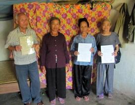Hà Tĩnh: Hơn 2.000 đối tượng chưa được hưởng chế độ chính sách người có công