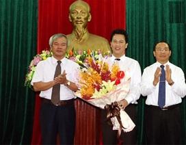 Ứng viên Chủ tịch tỉnh trẻ nhất nước được bầu làm Phó Bí thư Tỉnh ủy Hà Tĩnh
