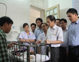 Bệnh viện cứu sống thai nhi trong bụng mẹ chết lâm sàng nhận thư khen của Bộ trưởng