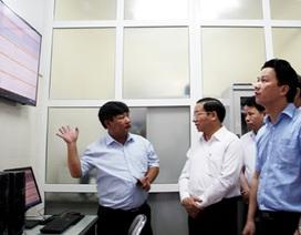 Trung tâm giám sát Formosa xả thải bắt đầu hoạt động
