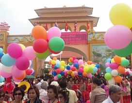 Khánh thành Khu tưởng niệm Bác Hồ tại Thái Lan