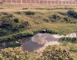 Bất an trước đường ống xả nước thải đen ngòm của Formosa
