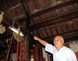 Thăm đền thờ Đặng Tất, Đặng Dung mà thấy có lỗi với bậc tiền nhân