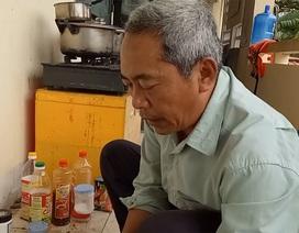 Người đàn ông gần 30 năm nấu cơm cho cán bộ trực lũ