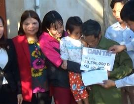 Thêm hơn 50 triệu đồng đến với bé Phương Thảo