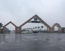 Sinh viên trường ĐH Hà Tĩnh hoang mang vì liên tục bị mất xe máy