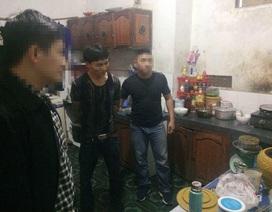 Bắt nóng trùm phân phối cần sa ở thành phố Hà Tĩnh