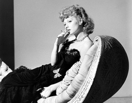 Hình hiếm hoi của nữ diễn viên có sự nghiệp diễn xuất dài nhất Hollywood