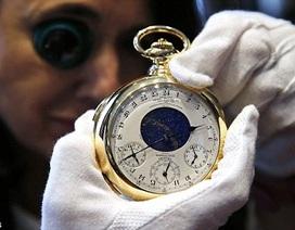 Chiếc đồng hồ kỳ công nhất thế giới có giá… 341 tỉ đồng
