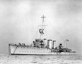 Con tàu chiến cuối cùng của Thế chiến I trở lại thời hoàng kim