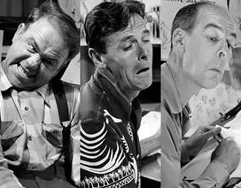 """Biểu cảm """"khó đỡ"""" của cha đẻ nhân vật hoạt hình Walt Disney"""