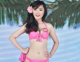 Thí sinh Hoa hậu Việt Nam đẹp rạng ngời trong phần thi bikini