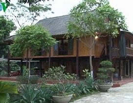 Nguy cơ mất đi một biểu trưng của văn hóa Thái ở Mường Lò