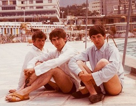 """Ảnh hiếm chụp The Beatles thuở còn… """"vô danh"""""""
