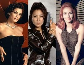 Gặp lại những kiều nữ xinh đẹp của James Bond sau 5 thập kỷ