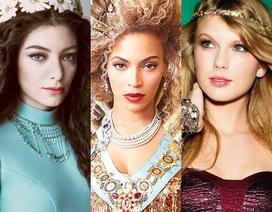 """5 cái """"nhất"""" trong các MV ca nhạc của năm 2014"""