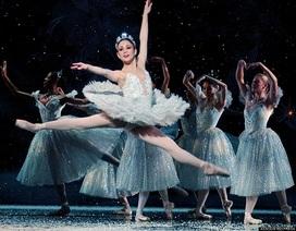 """""""Kẹp hạt dẻ""""- vở múa phải xem trước thềm năm mới"""