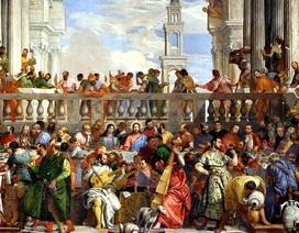 Những bữa tiệc linh đình nhất trong lịch sử hội họa