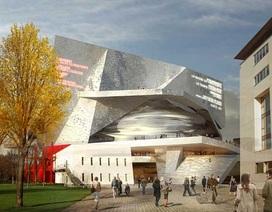Nhà hát 9.500 tỉ đồng biểu diễn tưởng nhớ các nạn nhân khủng bố