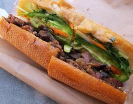 Bánh mì Việt liên tục gây bất ngờ với thế giới