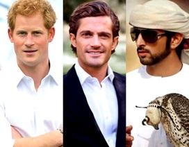 Những hoàng tử, công chúa hấp dẫn nhất thế giới