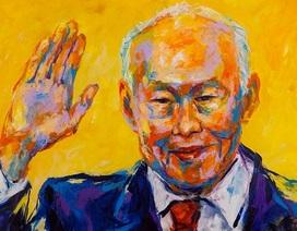 Hình ảnh ông Lý Quang Diệu trong dòng chảy văn hóa Singapore