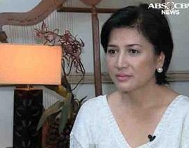 """Nữ diễn viên Philippines bị """"đuổi"""" khỏi chuyến bay vì gây gổ"""