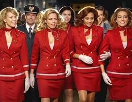 Những mẫu đồng phục hàng không được ngợi khen nhiều nhất