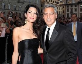"""Những khoảnh khắc """"quyền lực"""" của vợ George Clooney"""