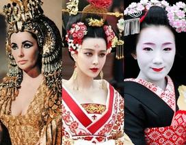 Bí quyết làm đẹp đặc biệt của các nữ hoàng xưa