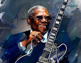 """""""Ông hoàng nhạc blues"""" B.B. King qua đời vì bị đầu độc?"""