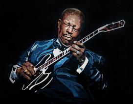 """""""Ông hoàng nhạc Blues"""" BB King qua đời"""