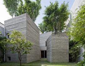Võ Trọng Nghĩa lại ẵm giải thưởng kiến trúc xanh