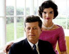 Ảnh hiếm về gia đình cố Tổng thống Mỹ Kennedy