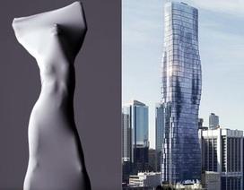 Kiến trúc lấy cảm hứng từ thân hình gợi cảm của... Beyonce