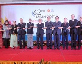 Khai mạc Hội nghị Bộ trưởng Khoa học và Công nghệ ASEAN