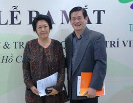 Bà Tôn Nữ Thị Ninh làm viện trưởng Viện Trí Việt