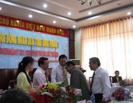 Thiếu tướng Nguyễn Văn Trăm được bầu làm Chủ tịch UBND tỉnh Bình Phước