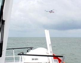 Xác định vị trí tàu cá bị tàu nước ngoài tông làm 16 người rớt biển