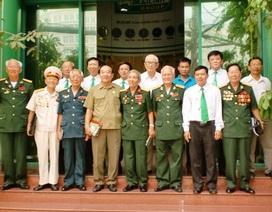 Cuộc hội ngộ của các cựu chiến binh Điện Biên Phủ