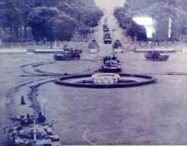 Những hình ảnh quý của khoảnh khắc chiến thắng 30/4/1975 lịch sử