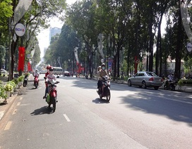 """Có một Sài Gòn """"sống chậm"""", bình yên hiếm gặp"""