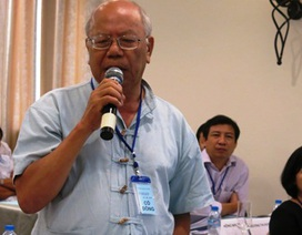GS Nguyễn Đăng Hưng lên tiếng về việc ĐH Tôn Đức Thắng khởi kiện